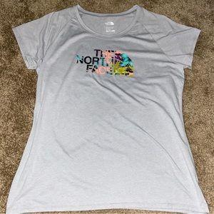 Northface shirt